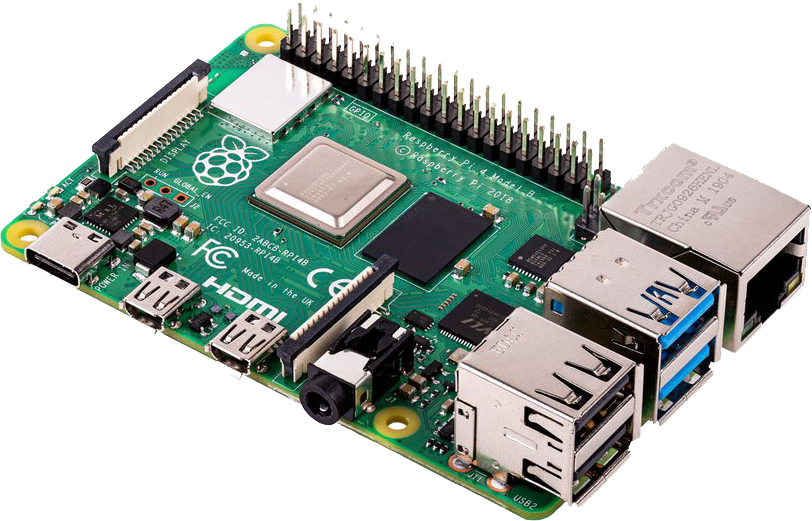 Raspberry Pi 4 Industrial IoT ModBerry M500